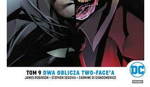 Batman – Detective Comics – Dwa oblicza Two-Face'a, tom 9