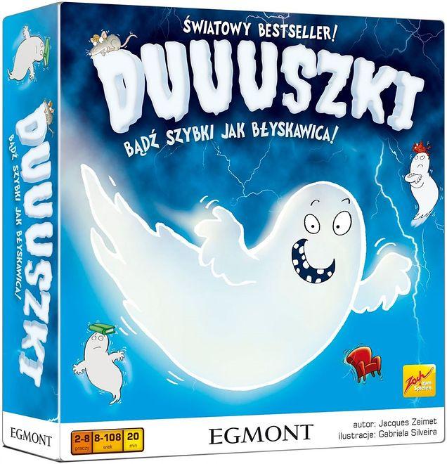 """""""Duuuszki"""" - zagraj w europejski hit, który sprzedał się w ponad 300 tys. egz."""