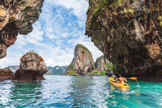 Azja zachwyca niezwykłym krajobrazem, umożliwia również atrakcyjne spędzanie czasu