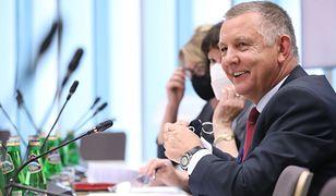Prezes NIK Marian Banaś kolejny raz domaga się odwołania swojego zastępcy Tadeusza Dziuby