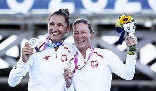 Tokio 2020. Jolanta Ogar i Agnieszka Skrzypulec ze srebrnymi medalami w żeglarstwie