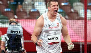 Wojciech Nowicki zdobył złoty medal w rzucie młotem na igrzyskach w Tokio 2020