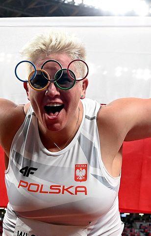 Anita Włodarczyk w Tokio zdobyła trzecie olimpijskie złoto