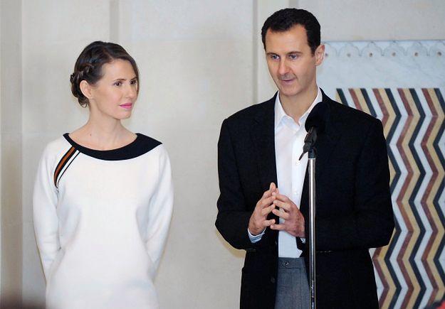 Syria. Asma al-Asad, żona prezydenta Syrii, udzieliła pierwszego po latach wywiadu