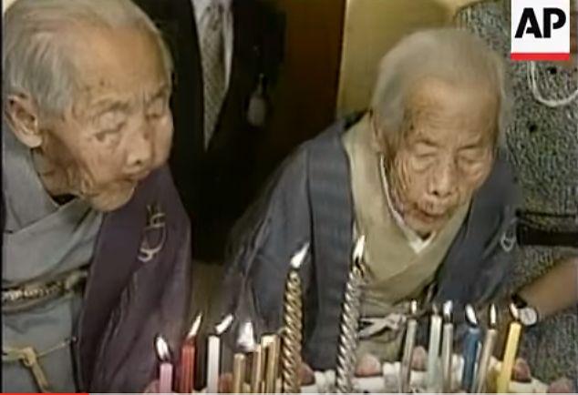 Bliźniaczki, które przeżyły sto lat