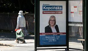 PO zarzuca kandydatce PiS na prezydenta Łodzi nielegalną kampanię