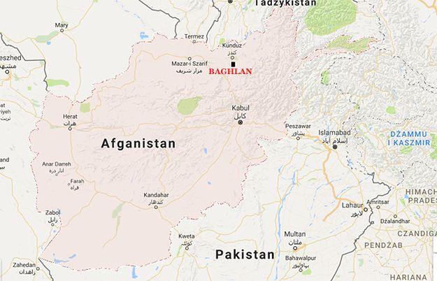Wojskowy śmigłowiec rozbił się w Afganistanie. Nie żyje 8 osób