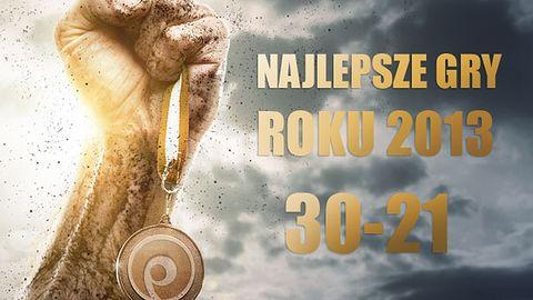 30 najlepszych gier 2013 roku według redakcji Polygamii - miejsca 30-21