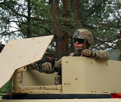 USA planują przenieść część wojsk z Niemiec do Polski