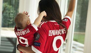 Anna Lewandowska pochwaliła się zdjęciem z córką.