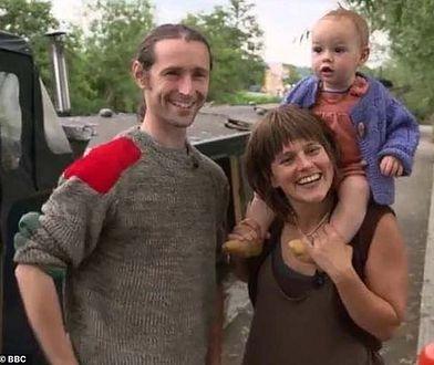 Para z Wlk. Brytanii i ich dziecko