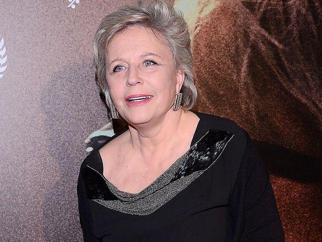 Krystyna Janda ma 66 lat