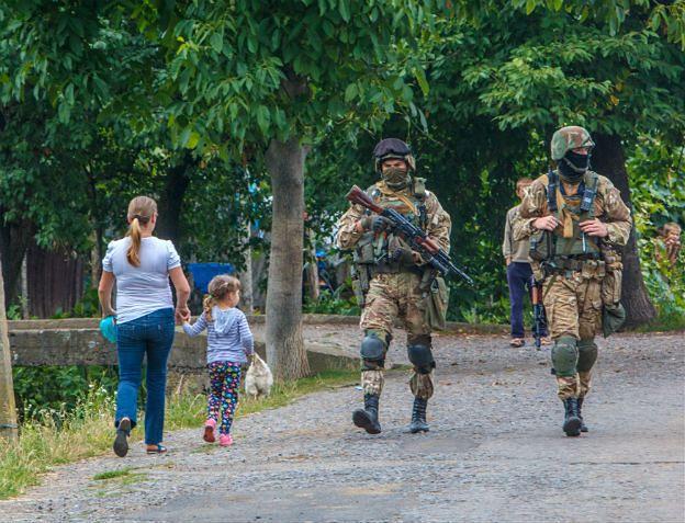Ukraina po strzelaninie w Mukaczewie - somalizacja czy przesilenie?
