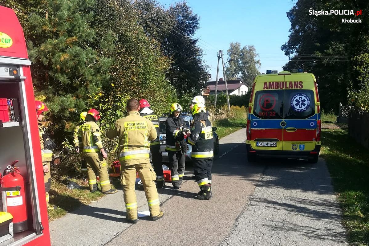 Śląskie. Dzięki reakcji mężczyzny, który zawiadomił policję, udało się uratować 68-latka.