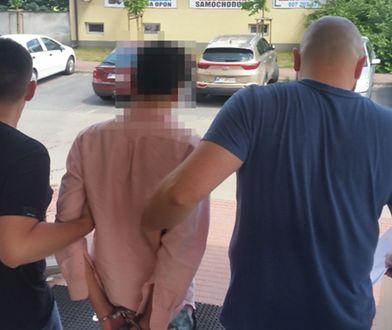 Został aresztowany na dwa miesiące