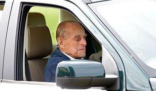 Książę Filip przeszedł operację serca. Nowe informacje o stanie zdrowia męża królowej