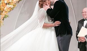 To nie było zwykłe wesele. Serena Williams i Alexis Ohanian zapewnili gościom bajkową atrakcję