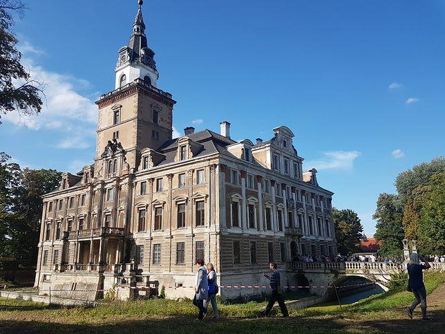 Pałac w Roztoczu