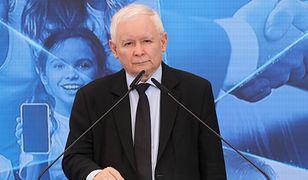 """Kaczyński o stanie wyjątkowym. """"Nie musimy nikogo internować"""""""