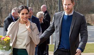 Czułe spojrzenia i drobne gesty. Urokliwi Meghan Markle i książę Harry w Irlandii Północnej