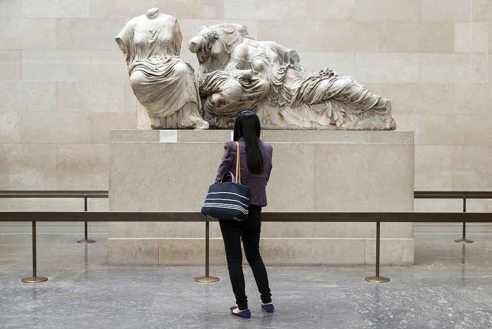 Grecja zyska na Brexicie? Słynna kolekcja rzeźb ma szansę wrócić do kraju