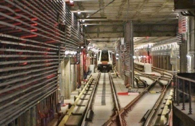 Zamknięto stację metro Wawrzyszew. Pociąg potrącił kobietę