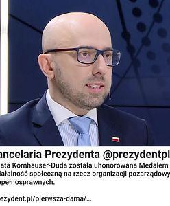 """""""Tłit"""". Krzysztof Łapiński mówi, ile dostał premii od Dudy"""