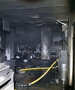 Francja: podpalono siedzibę lokalnego radia w Grenoble. Sprawcy pożaru pozostają nieznani