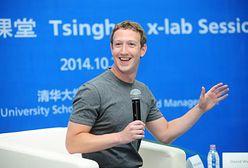 Szef Facebooka Mark Zuckerberg ma ambicje polityczne. Chce być prezydentem?
