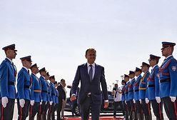 Donald Tusk na czerwonym dywanie. Cytuje Churchilla i godzi bałkańskich przywódców