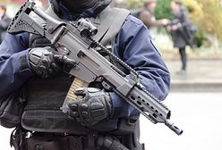 Atak na żołnierzy we Francji. Sprawca zatrzymany