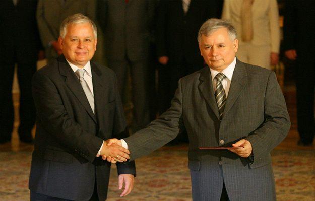 Lech Wałęsa o braciach Kaczyńskich: oni byli świetni, ale na drugich miejscach