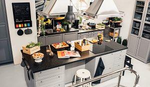 Kuchnia z wyspą: aranżacje i pomysły