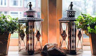 Romantyczny nastrój w domu wyczarujesz w prosty sposób - umiejętnie operując światłem!