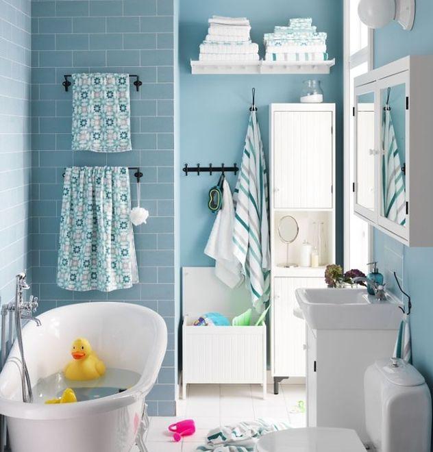 Modne płytki łazienkowe