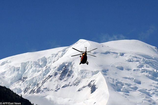 Śmierć Polki na Mont Blanc. Była ofiarą przewodnika-przebierańca