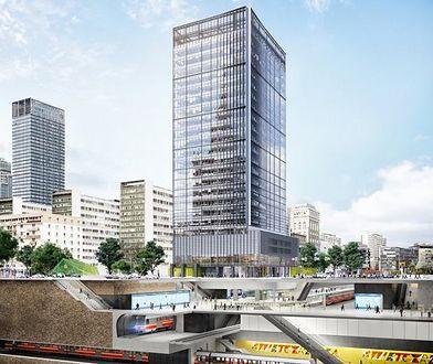 Tak zmieni się centrum Warszawy. Imponujące wizualizacje