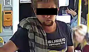 Poszukiwany mężczyzna sam oddał się w ręce policji