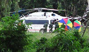 W jaskini Tham Luang Nang Non uwięzionych było od 23 czerwca 12 nastolatków i ich 25-letni trener piłki nożnej