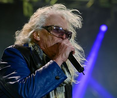 János Kóborm, wokalista zespołu Omega