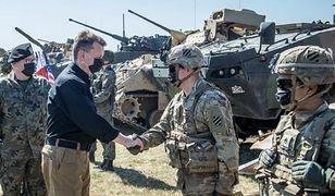 Prezydent Andrzej Duda podpisał umowę o współpracy z USA