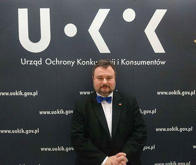 Prezes UOKiK Marek Niechciał