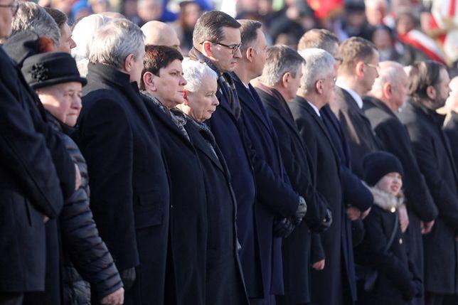 Uroczystości pogrzebowe Jana Olszewskiego. Były premier zmarł 7 lutego