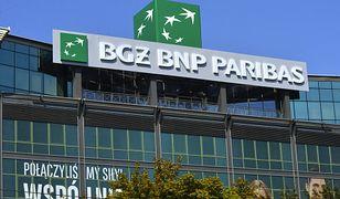 """Bank BGŻ BNP Paribas zmieni nazwę. Zrezygnuje z członu """"BGŻ"""""""