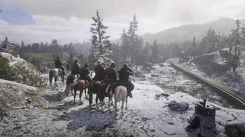 Red Dead Redemption 2 na PC 5 listopada