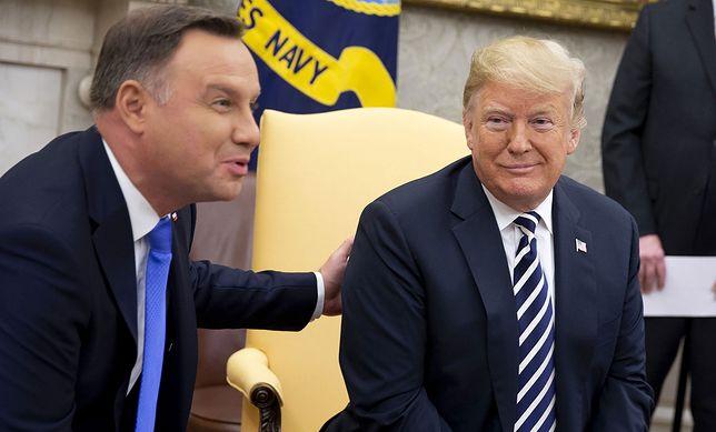 """Wybory w USA. """"FAZ"""": PiS postawił wszystko na Trumpa"""