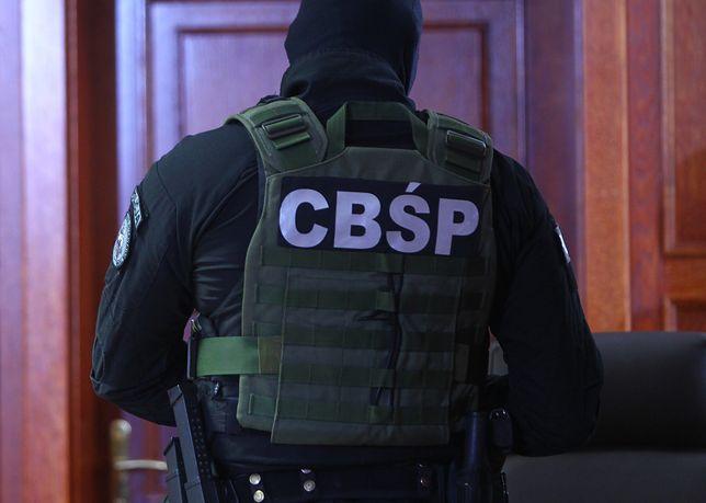 Do zatrzymania doszło w ramach wspólnej akcji CBŚP i KAS