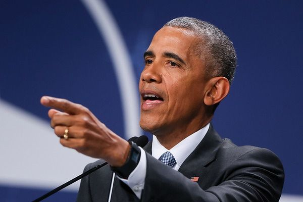Obama: NATO jest silne jak nigdy dotąd