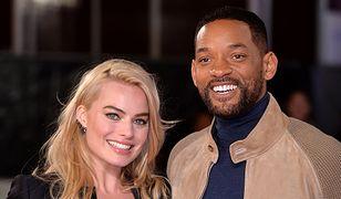 Will Smith i Margot Robbie byli podejrzewani o romans