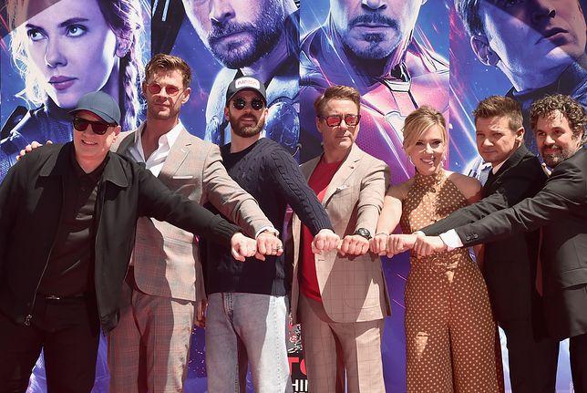 Avengersi prawie w komplecie